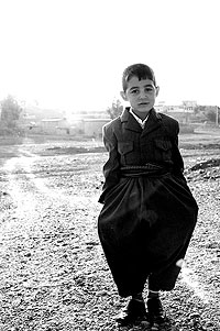 iraqi child