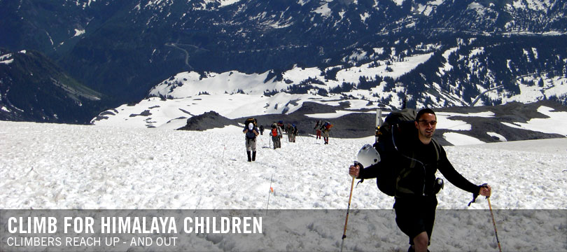 Climb for Himalaya Children